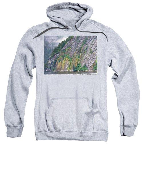 Colors Of Alaska - Misty Fjords Sweatshirt