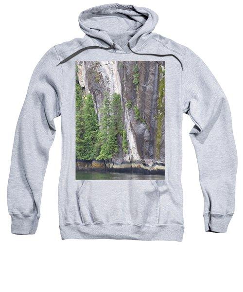 Colors Of Alaska - More From Misty Fjords Sweatshirt