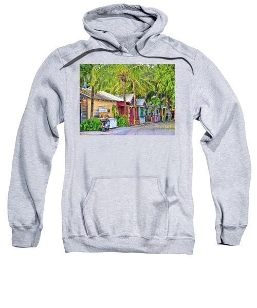 Lazy Way Lane Sweatshirt