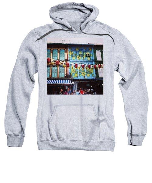 Colourful Singapore Sweatshirt