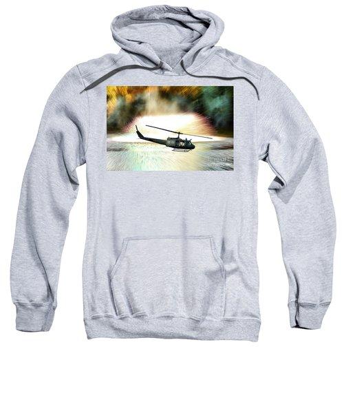Combat Helicopter Sweatshirt