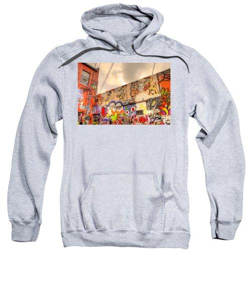 Comical Relief Sweatshirt
