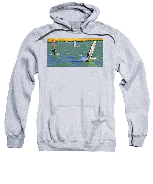 Coming And Going Sweatshirt