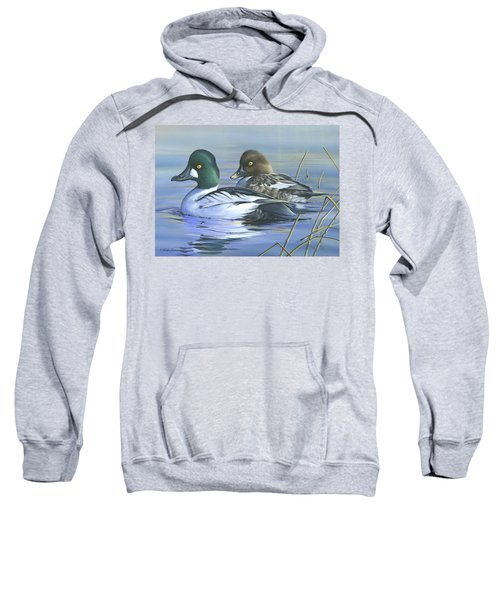 Common Goldeneye Sweatshirt