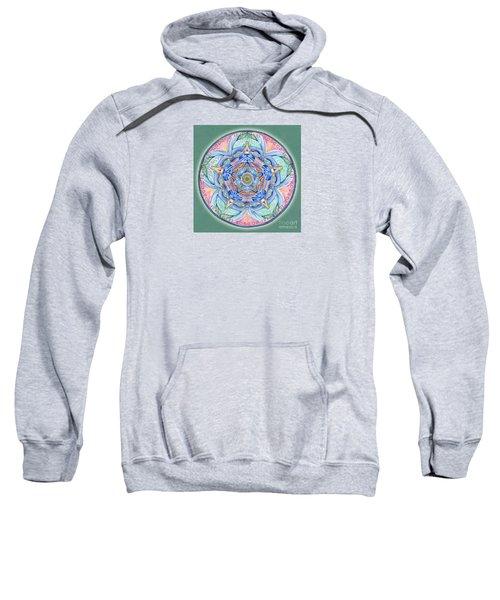 Compassion Mandala Sweatshirt