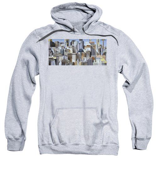 Composition Looking East Sweatshirt