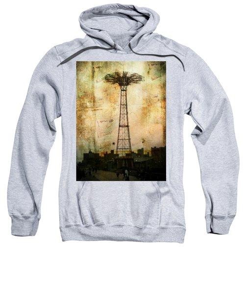 Coney Island Eiffel Tower Sweatshirt