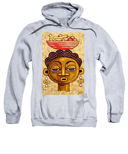 Congalese Face 1 Sweatshirt