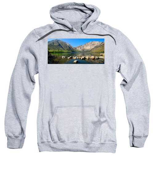 Convict Lake Panorama Sweatshirt