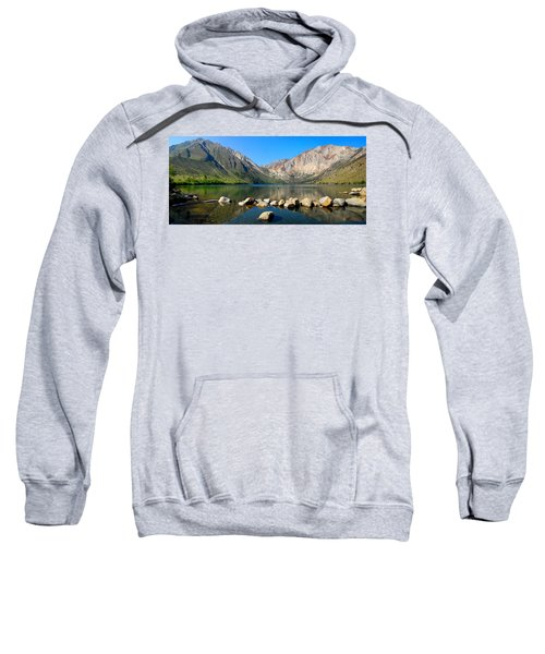 Convict Lake Panorama Sweatshirt