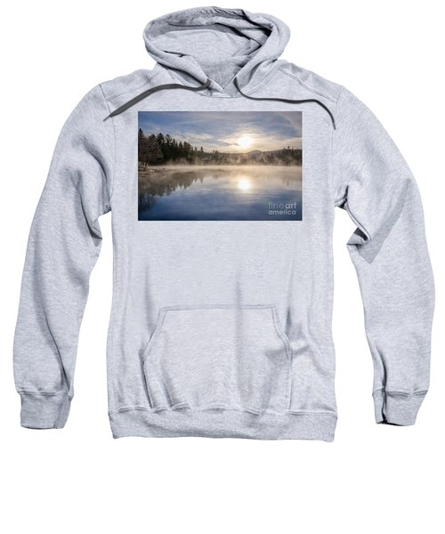 Cool November Morning Sweatshirt