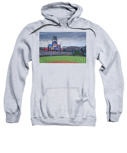 Coors Field Sweatshirt