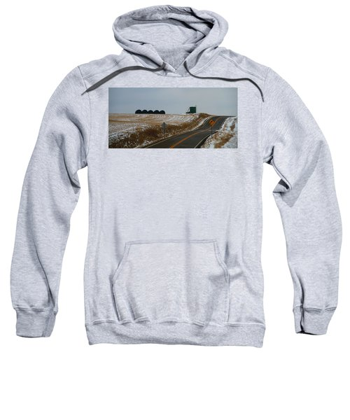 Country Roads In Holmes County Sweatshirt