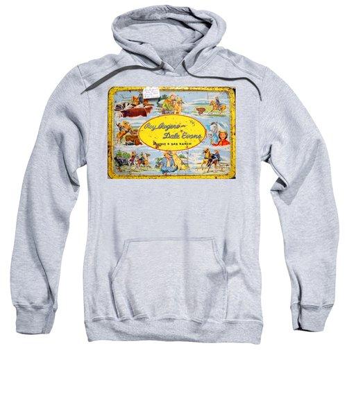 Cowboy Lunchbox Sweatshirt