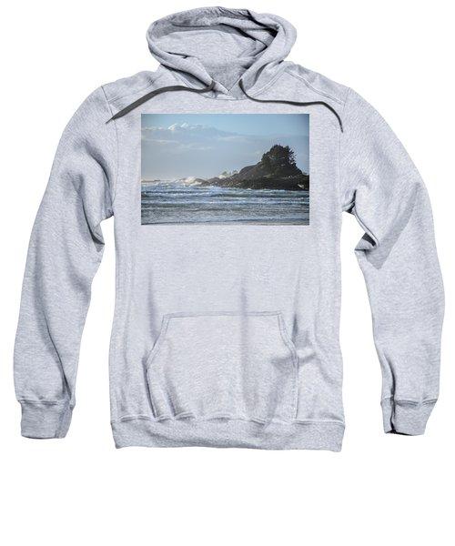 Cox Bay Afternoon Waves Sweatshirt