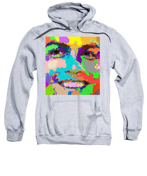 Cristiano Ronaldo - Abstarct 01 Sweatshirt
