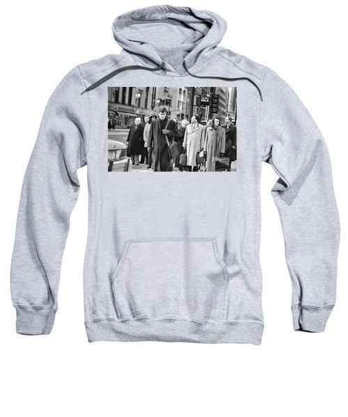 Crossing Manhattan Sweatshirt