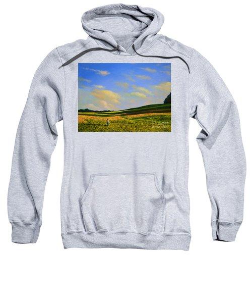 Crossing The Field Sweatshirt