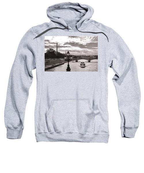 Cruise On The Seine Sweatshirt