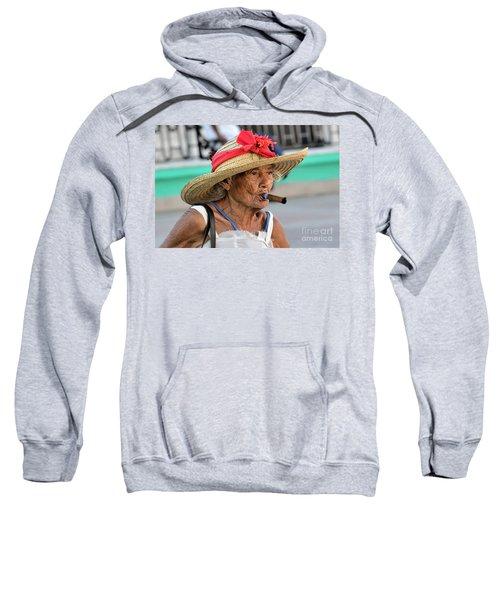 Cuban Lady Sweatshirt