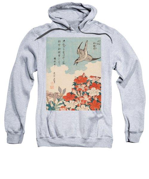 Cuckoo And Azaleas Sweatshirt