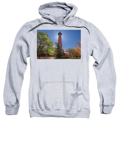 Currituck Beach Lighthouse  Sweatshirt