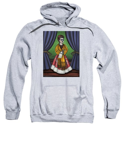 Curtains For Frida Sweatshirt