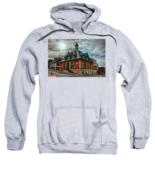 Customs House Museum Sweatshirt