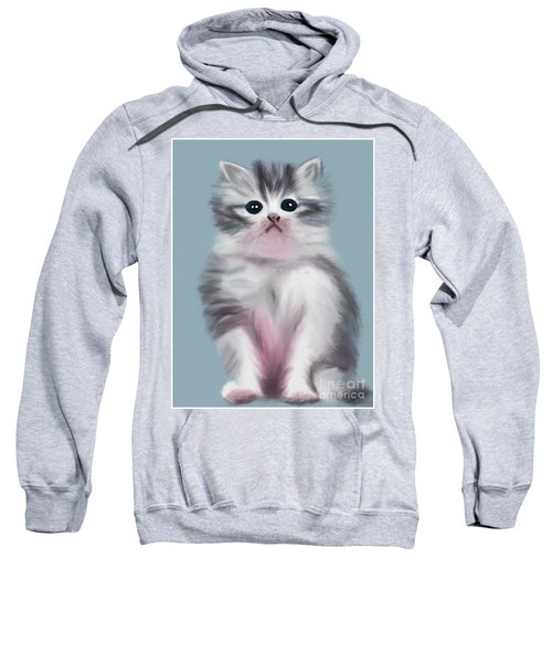 Cute Kitten Sweatshirt