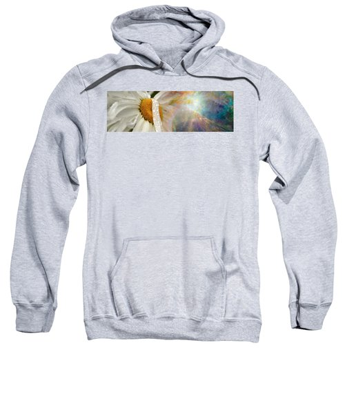 Daisy With Hubble Cosmos Sweatshirt