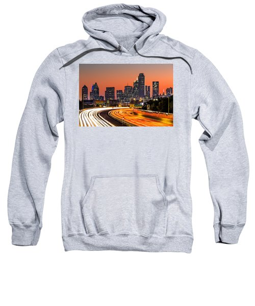Dallas Sunrise Sweatshirt