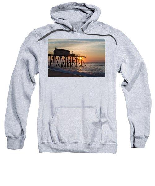 Damaged Sweatshirt