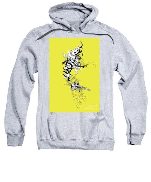 Dancing Angel Sweatshirt