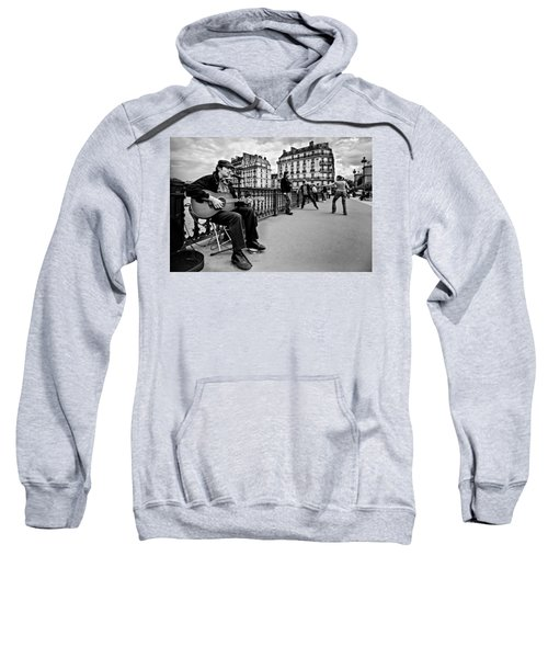 Dancing In The Streets Of Paris / Paris Sweatshirt