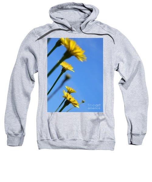 Dancing With The Flowers Sweatshirt