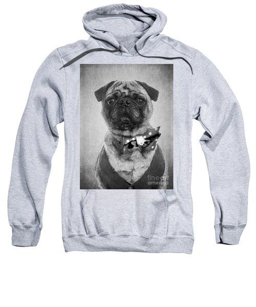 Dapper Dog Sweatshirt