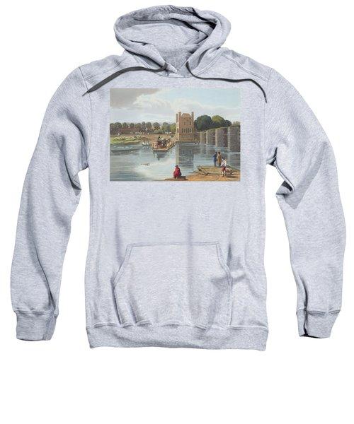 Datchet Ferry, Near Windsor, Engraved Sweatshirt
