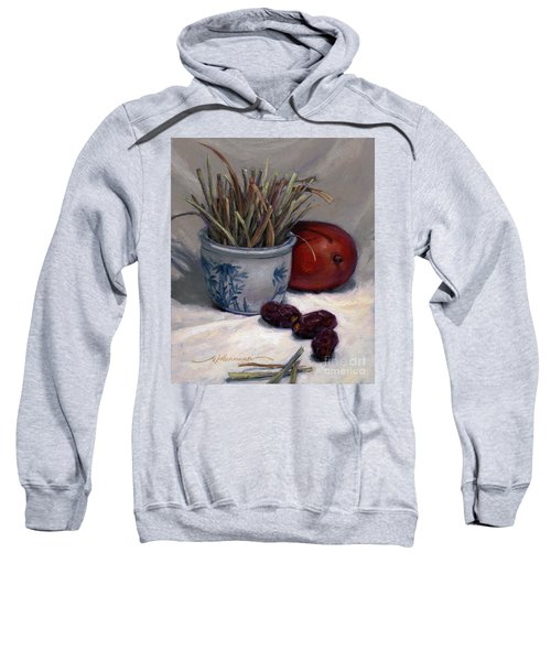 Dates Lemongrass And Mango Sweatshirt