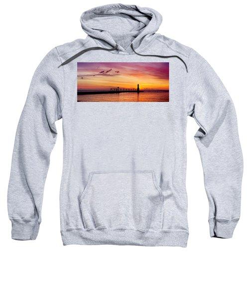 Dawn Of Promise Sweatshirt by Bill Pevlor
