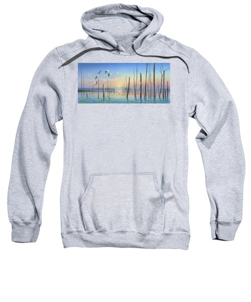 Dawns Early Light Sweatshirt