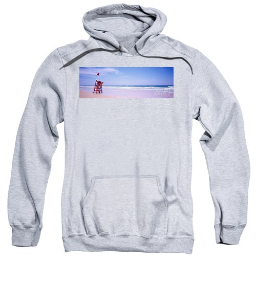 Daytona Beach Fl Life Guard  Sweatshirt