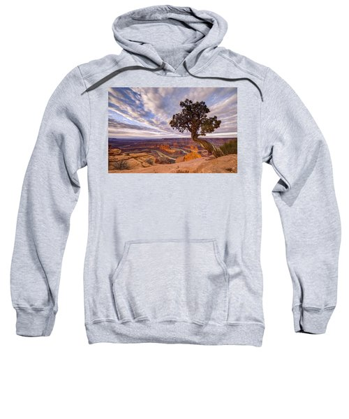 Dead Horse Point Sunrise Sweatshirt
