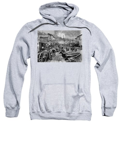 Deadwood South Dakota C. 1876 Sweatshirt