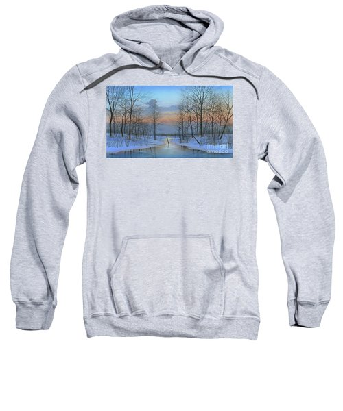 December Solitude Sweatshirt