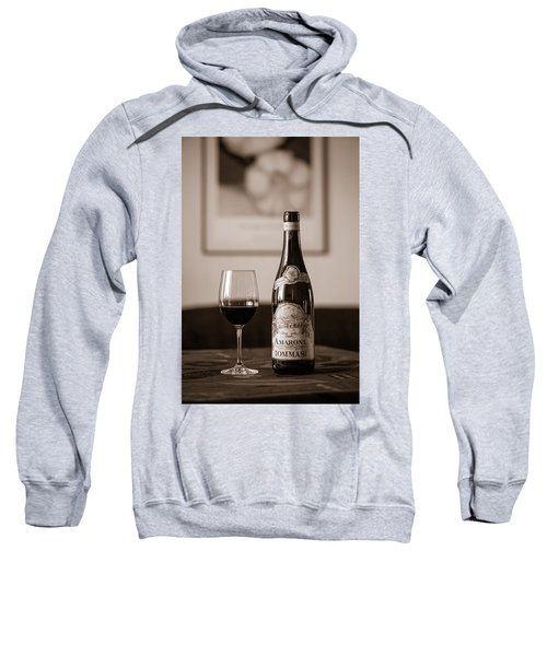 Delicious Amarone Sweatshirt