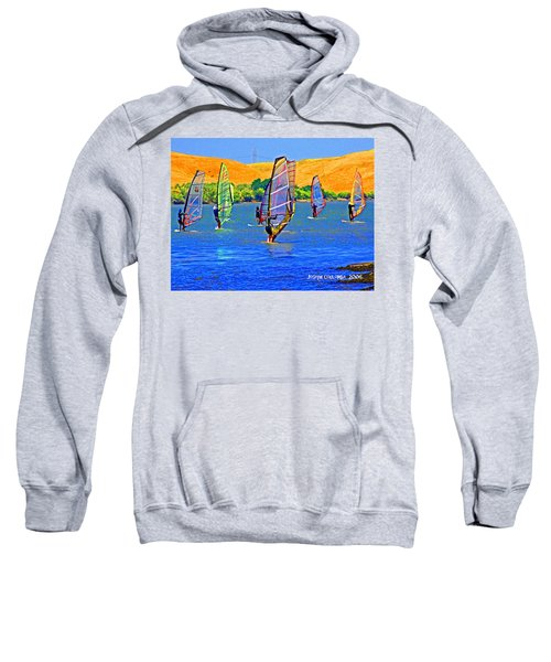 Delta Water Wings Sweatshirt