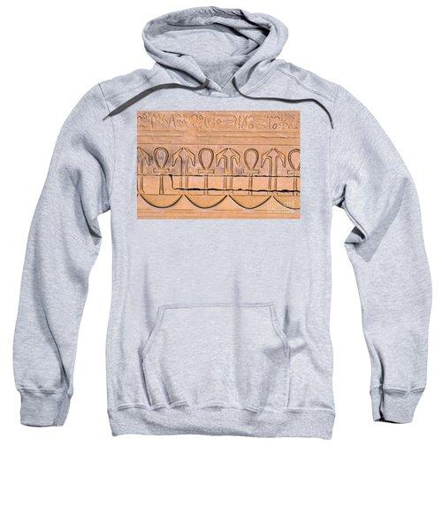 Dendara Carving Sweatshirt