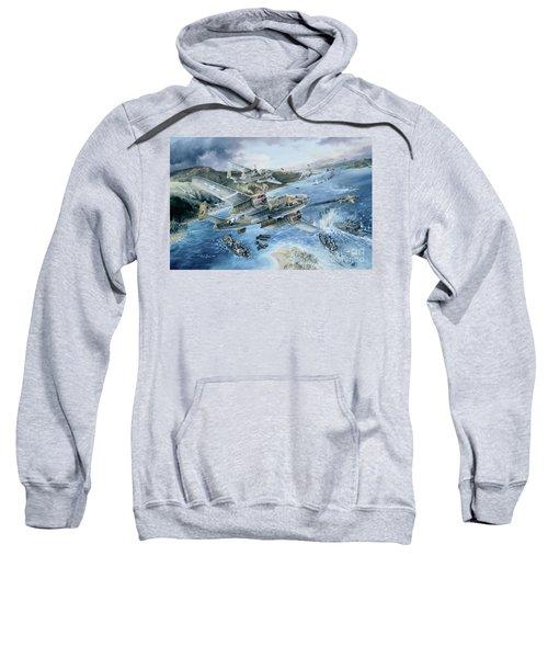 Derailing The Tokyo Express Sweatshirt