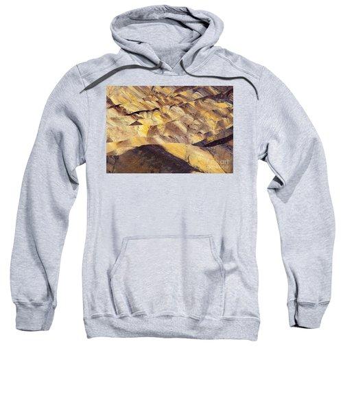 Desert Undulations Sweatshirt by Mike  Dawson