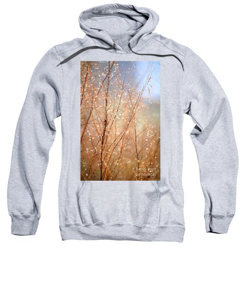 Dewdrop Morning Sweatshirt